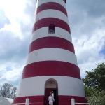 The lighthouse at Hope Town