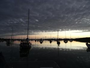 Dawn at Marathon Florida
